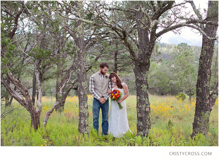 Turquoise and Creme Church Camp New Mexico Mountain Wedding taken by Clovis Wedding Photographer Cristy Cross_0004.jpg
