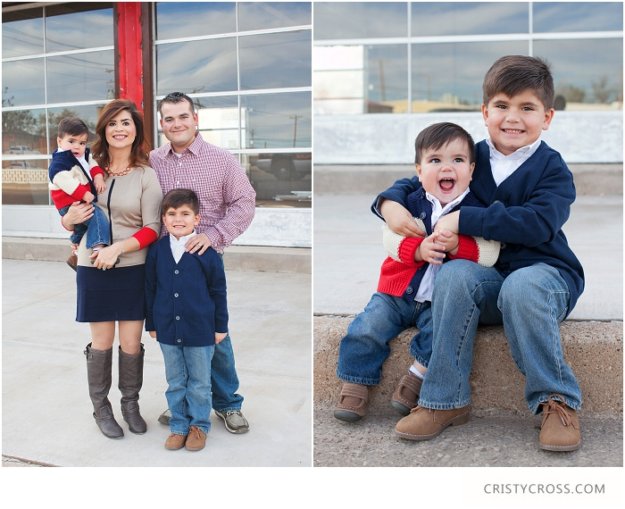 I'm planning to wear red on top and will let him wear navy or red. Here are some family photos that may inspire you as you plan for your next family photo session! My friend Mel did shades of blue and white.