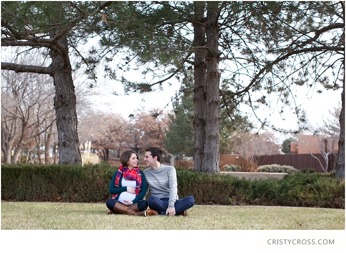 Brooke and Seth's Clovis, NM Maternity Session taken by Clovis Portrait Photographer Cristy Cross_0005.jpg