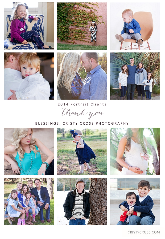 Thank You 2014 Cristy Cross Photography Portrait Clients_0002.jpg