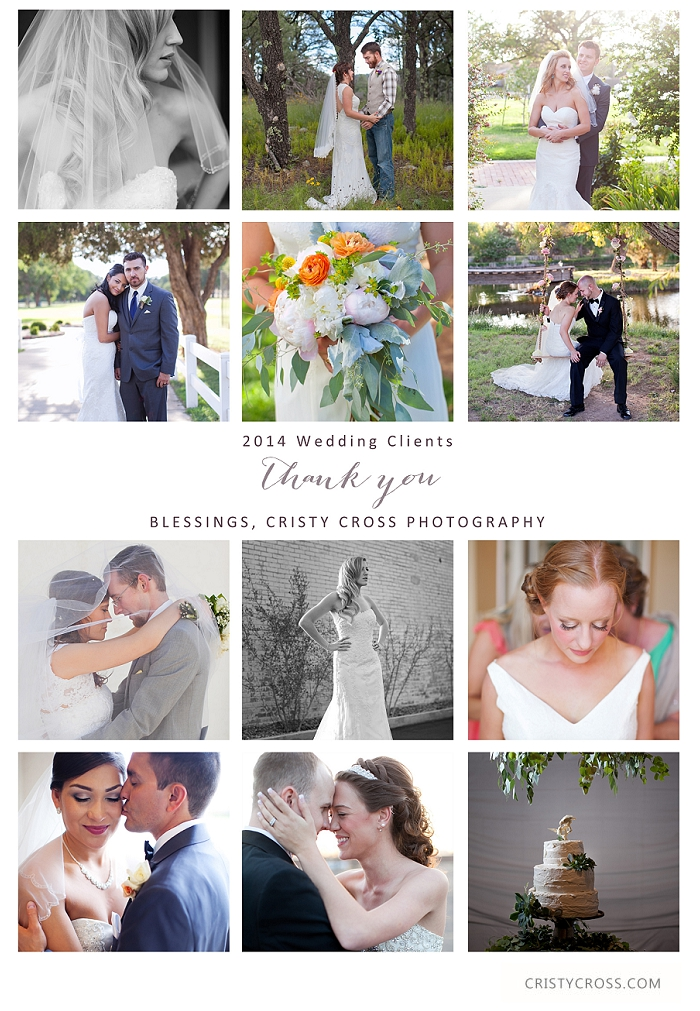 Thank You 2014 Cristy Cross Photography Wedding Clients_0001.jpg