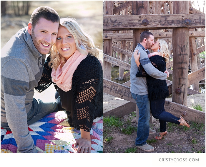Alex and Matt's Lubbock, Texas Woodsy Engagement Session taken by Clovis Wedding Photographer Cristy Cross_0004.jpg