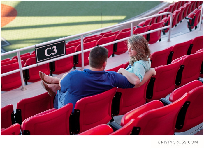 Texas Tech Baseball Lubbock, Texas Engagement Session taken by Clovis Wedding Photographer Cristy Cross_0207.jpg