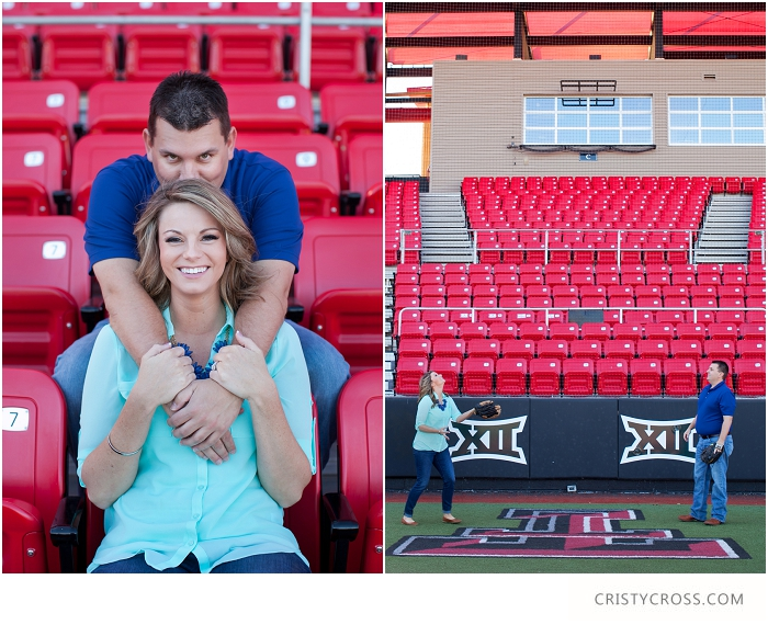 Texas Tech Baseball Lubbock, Texas Engagement Session taken by Clovis Wedding Photographer Cristy Cross_0208.jpg