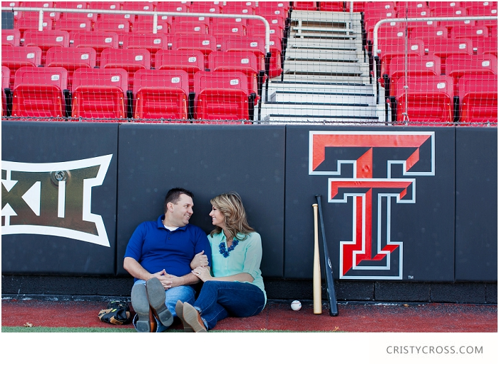 Texas Tech Baseball Lubbock, Texas Engagement Session taken by Clovis Wedding Photographer Cristy Cross_0209.jpg
