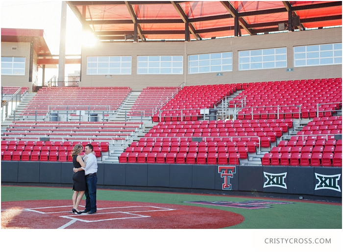 Texas Tech Baseball Lubbock, Texas Engagement Session taken by Clovis Wedding Photographer Cristy Cross_0211.jpg