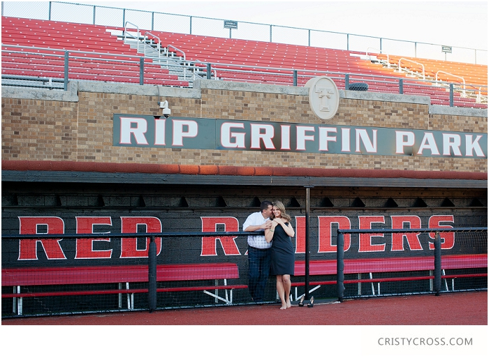 Texas Tech Baseball Lubbock, Texas Engagement Session taken by Clovis Wedding Photographer Cristy Cross_0215.jpg