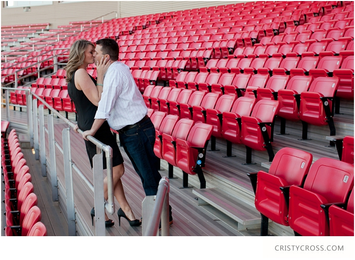 Texas Tech Baseball Lubbock, Texas Engagement Session taken by Clovis Wedding Photographer Cristy Cross_0219.jpg