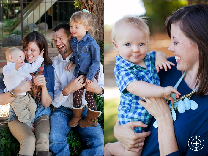 The McFadden's Navy Blue Lubbock, Texas Family Session taken by Clovis Portrait Photographer Cristy Cross_0001.jpg