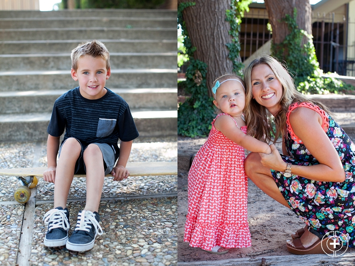 The Colley's Lubbock Municipal Garden and Arts Center Family Session taken by Clovis Portrait Photographer Cristy Cross_0024.jpg