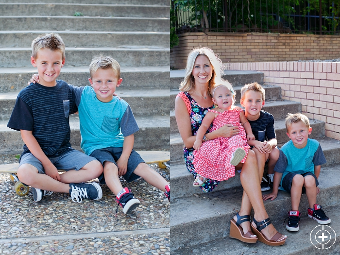 The Colley's Lubbock Municipal Garden and Arts Center Family Session taken by Clovis Portrait Photographer Cristy Cross_0031.jpg