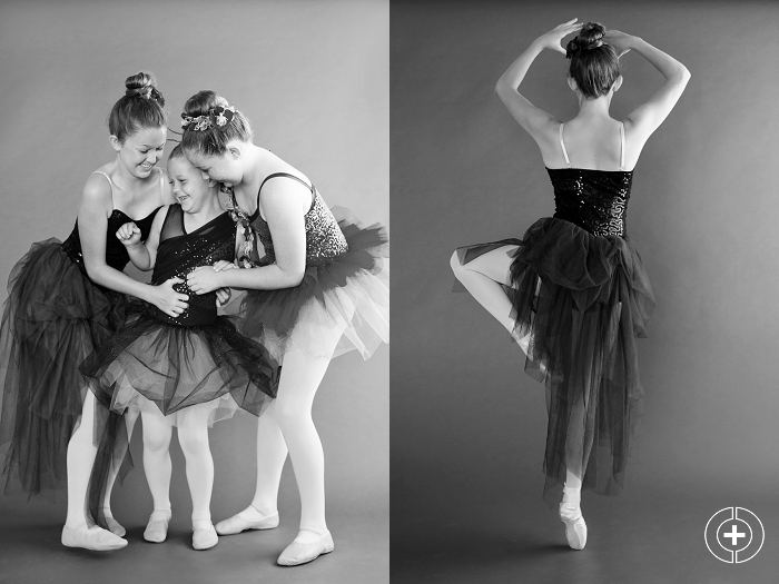 The Schaap Girls Ballet Mini Session taken by Clovis Portrait Photographer Cristy Cross_0004.jpg