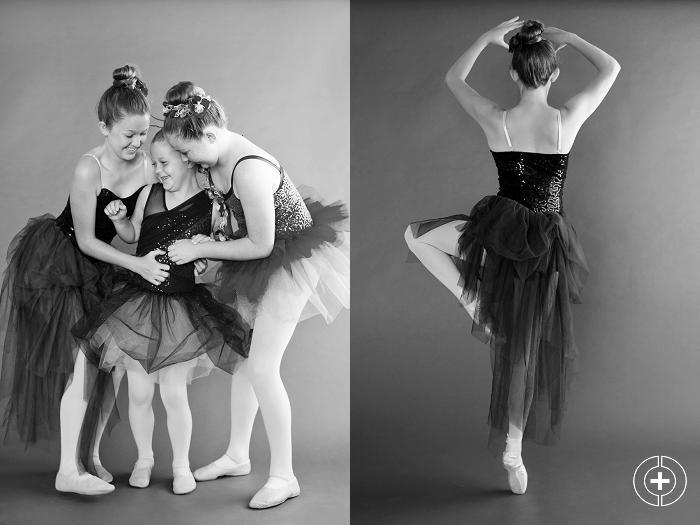 The Schaap Girls Ballet Mini Session taken by Clovis Portrait Photographer Cristy Cross_0004.jpg
