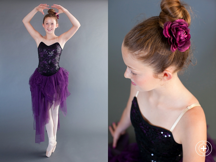 The Schaap Girls Ballet Mini Session taken by Clovis Portrait Photographer Cristy Cross_0006.jpg
