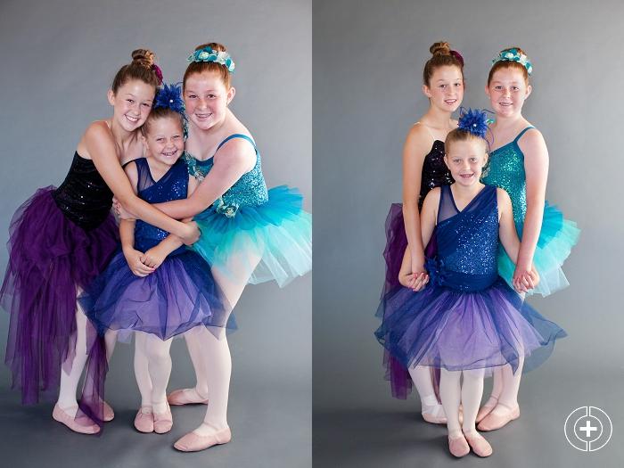 The Schaap Girls Ballet Mini Session taken by Clovis Portrait Photographer Cristy Cross_0007.jpg