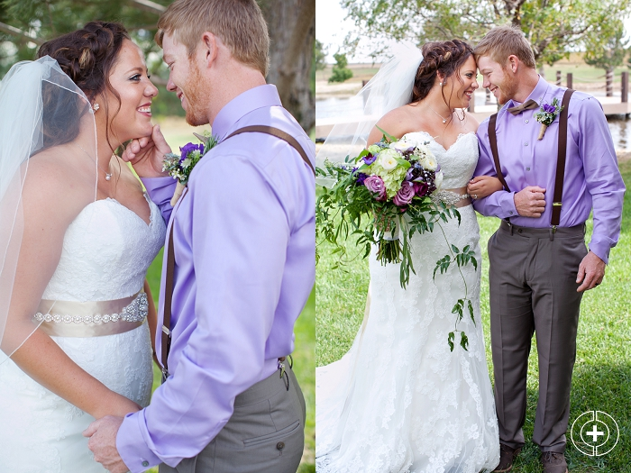 Whitney and Spencer's Lavender and Green Kansas Wedding taken by Clovis Wedding Photographer Cristy Cross_0001.jpg