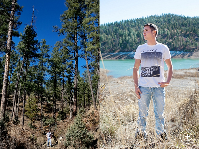 Up on the Mountain High School Senior Boys Session in Ruidoso, NM taken by Clovis Portrait Photographer Cristy Cross_0001.jpg