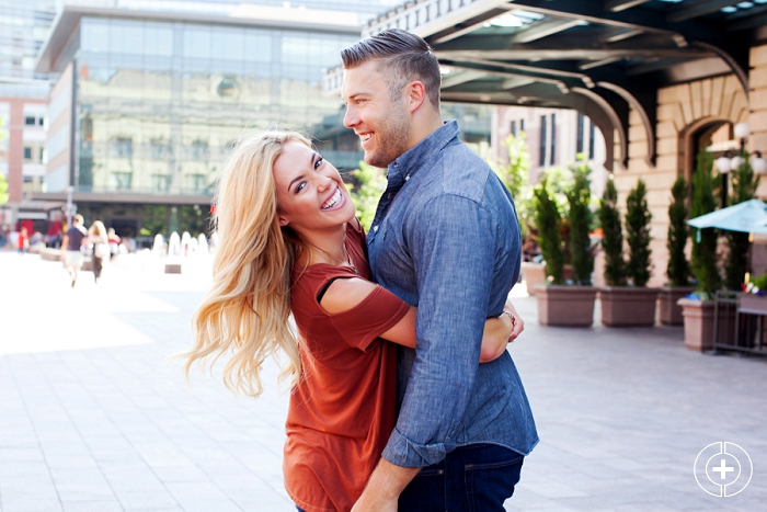 Downtown Denver, Colorado Engagement Shoot taken by Clovis Wedding Photographer Cristy Cross._0002.jpg
