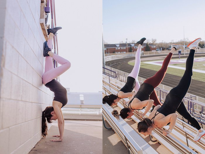 Fitness Photo Shoot Ideas