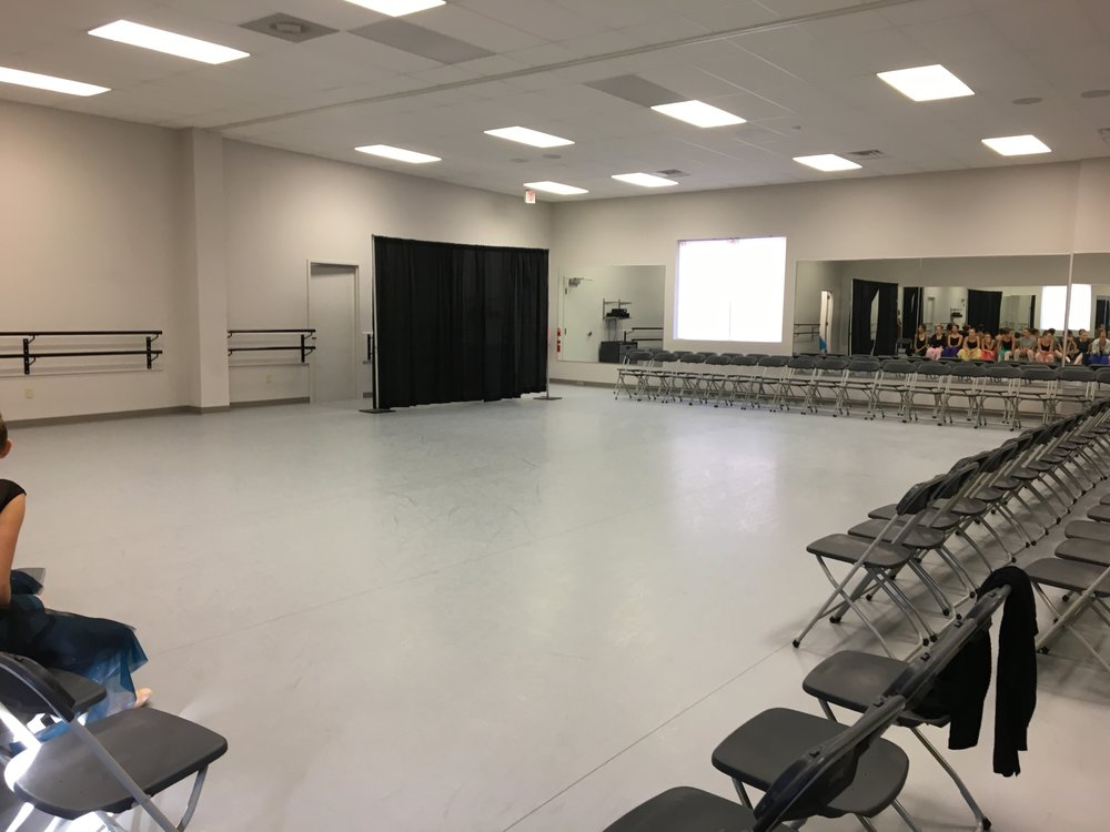 Large Studio Set for Performance