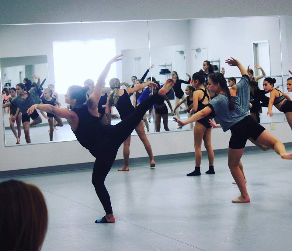 Lauren Froderman - Contemporary Master Class10.1.17