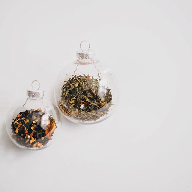 Loose leaf teas — coming soon!