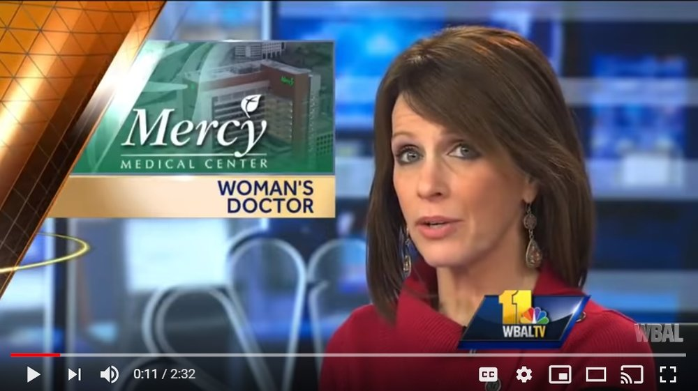 In The News… - Dr. Bonnie Gerecke from Mercy Medical Center explains how to treat myasthenia gravis.
