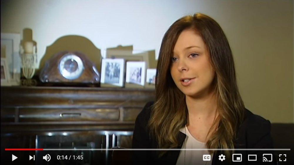 In The News… - Myasthenia Gravis awareness video from ABC News 19/6/15