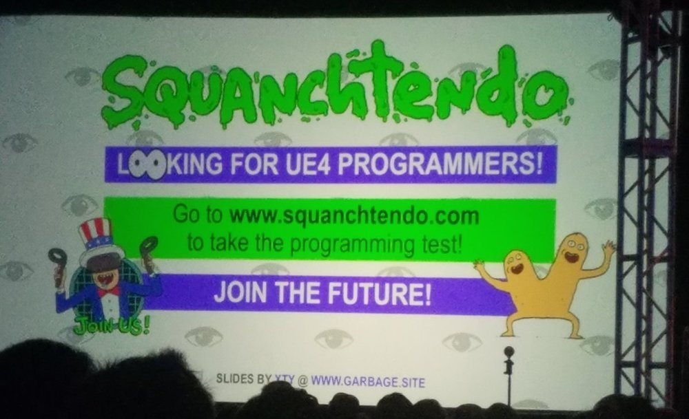 Yes this is a picture of one of Justin's slides from his VRLA keynote. Thanks @The_BenMears