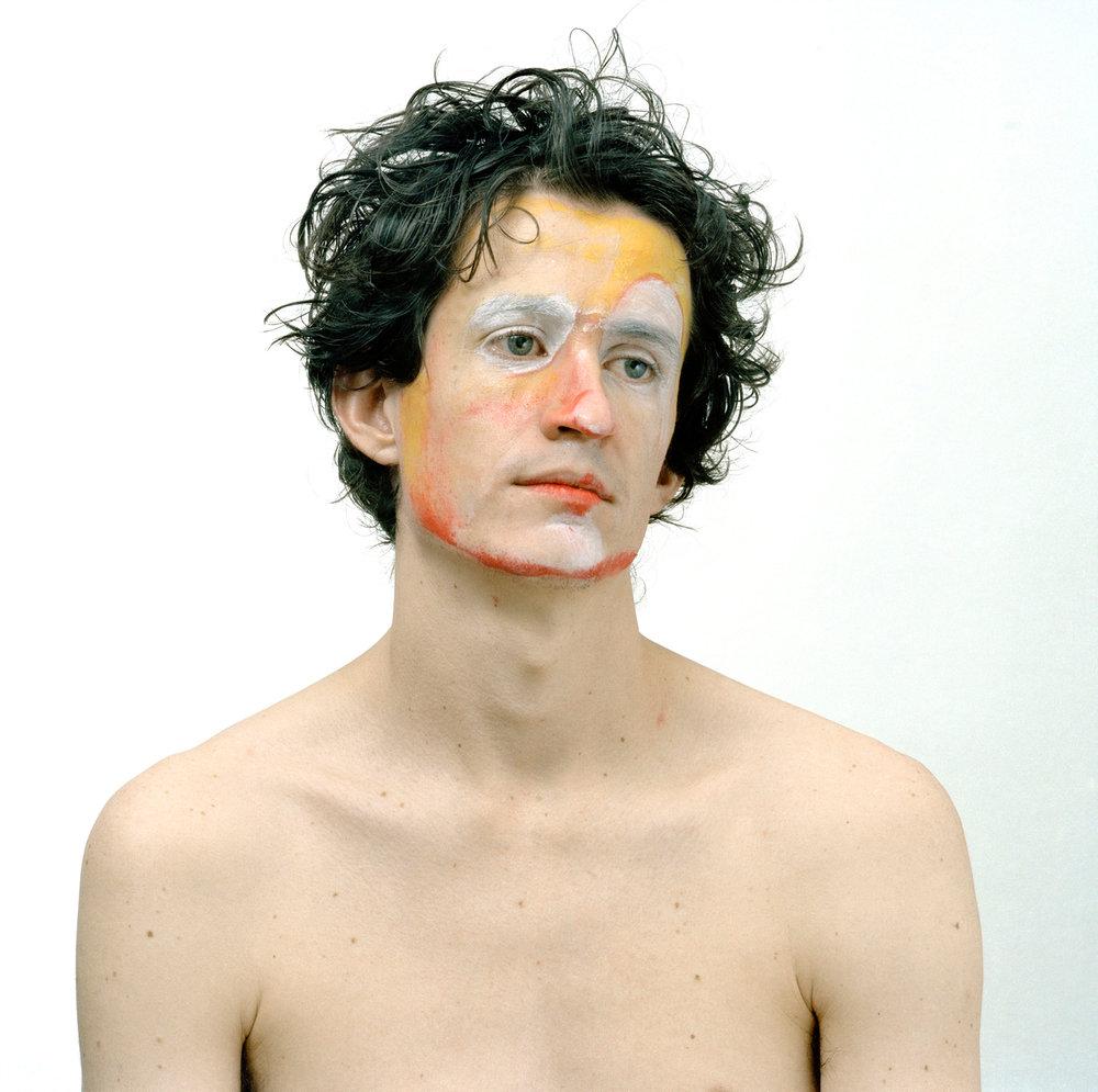 Diggidy Dave II, chromogenic print, 100 x 100 cm