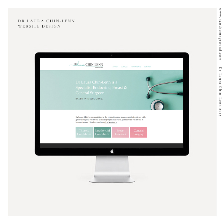 Endocrine Surgeon Website Designed by Handsome Ground Studio.jpg