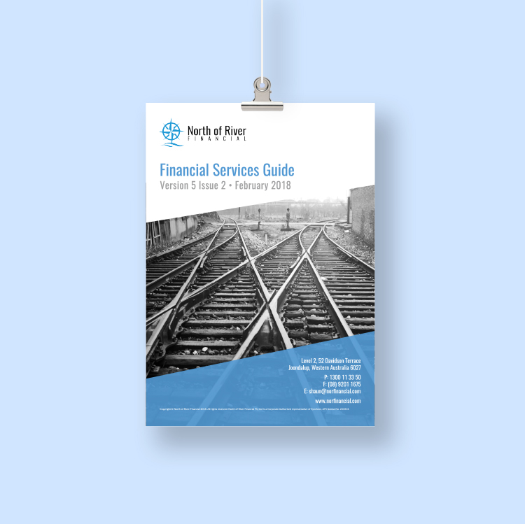 Financial Services Branded Collateral PDF Document