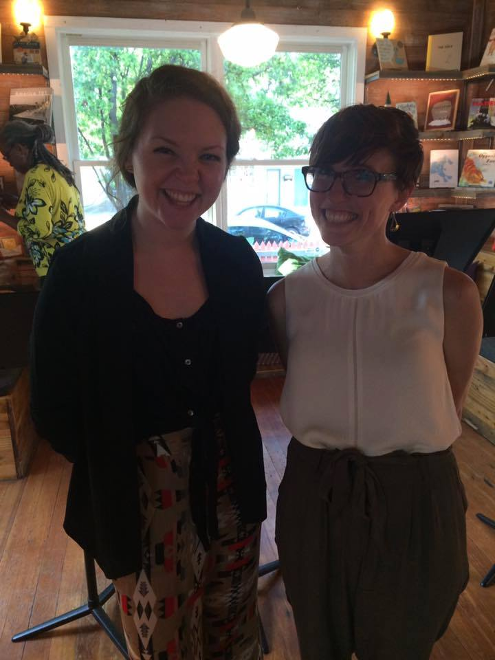 Abigail Birkett & Lauren Ferebee