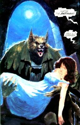 Dracula - like