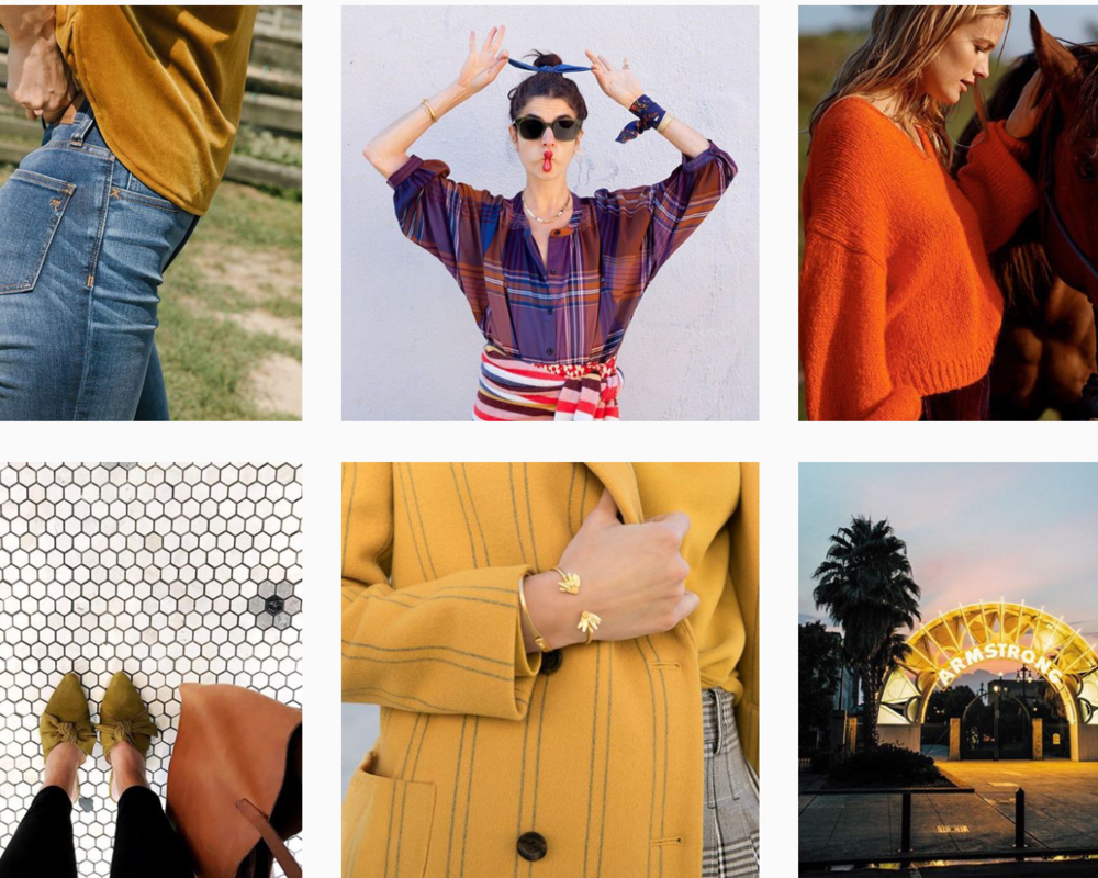 Madewell - Anything and everything. I've been drooling over this place especially this fall and winter. Want . It. All.SHOP AWAY