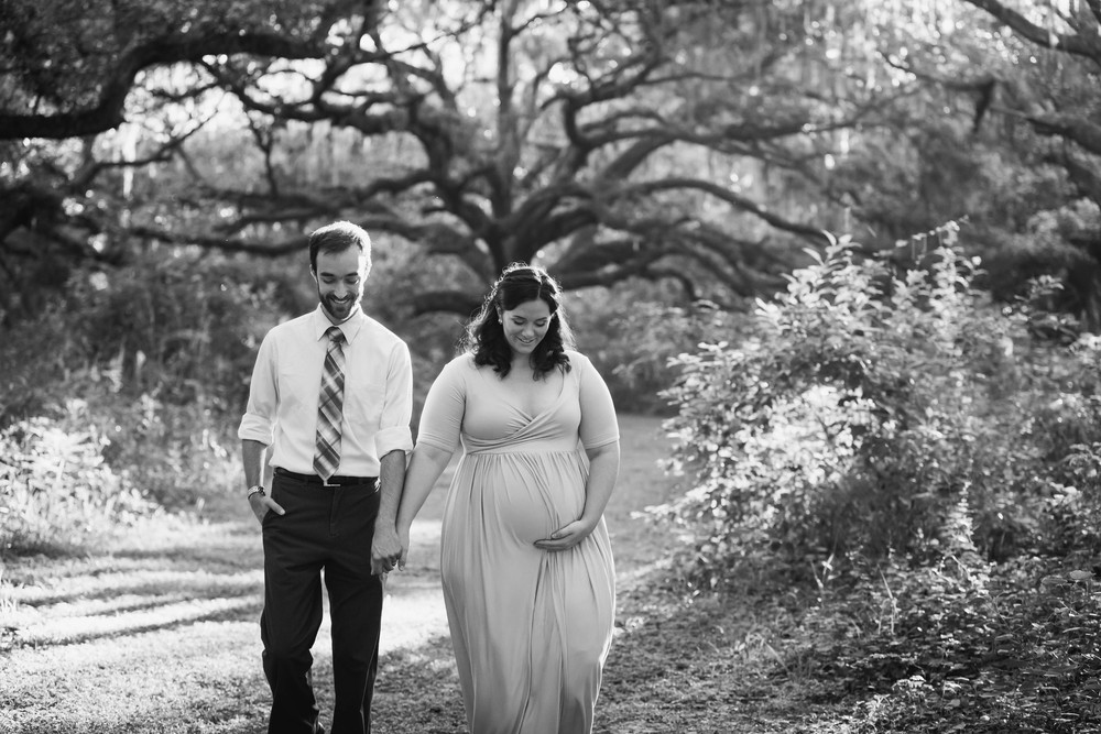 Maternity photos in Orlando
