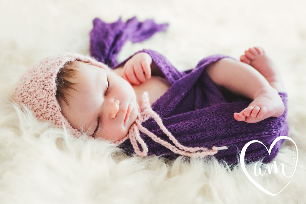 Orlando baby pictures. Photo by Orlando newborn photographer Amanda Mejias Photography.