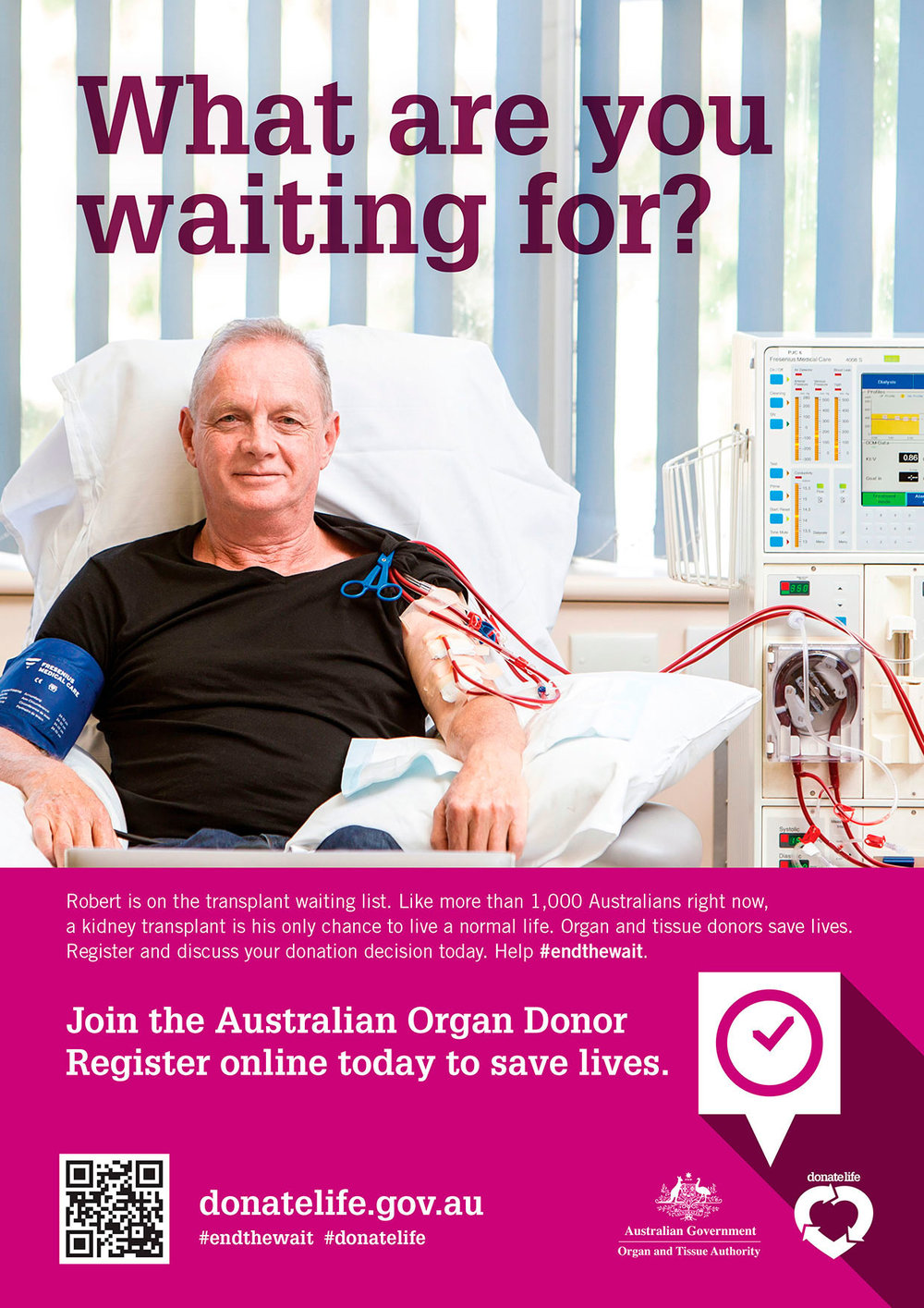 ORGAN & TISSUE AUTHORITY – AUSTRALIAN GOVERNMENT