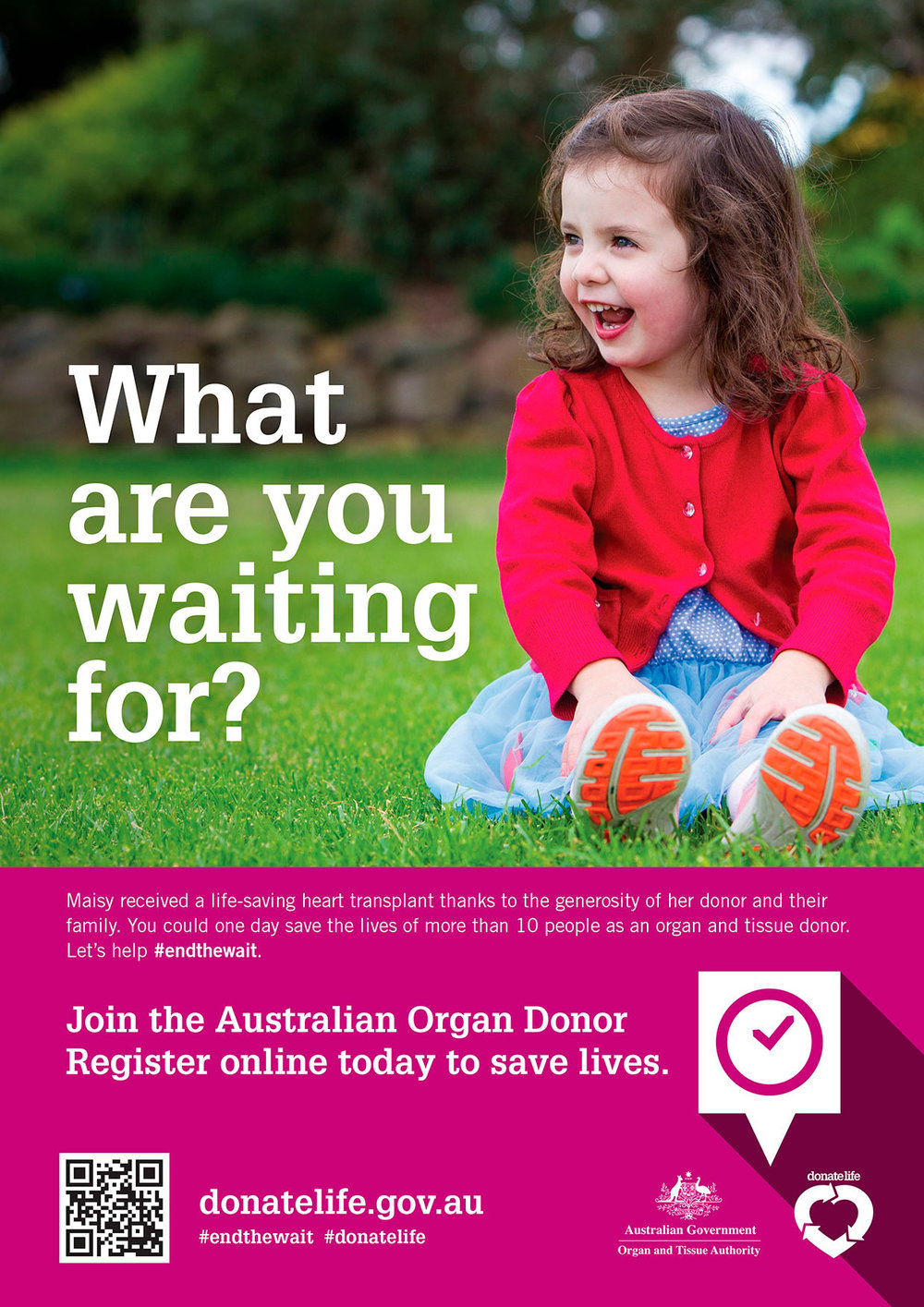 Organ & Tissue Authority - Australian Government