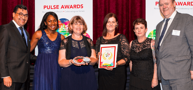 Global Serco award for Acacia health services