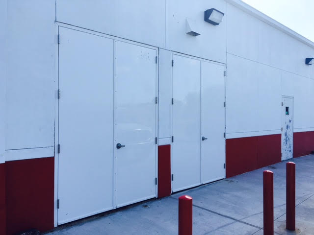 Chem Pruf FRP Corrosion Resistant Doors