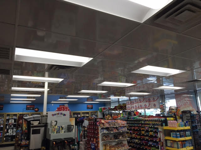 Utilite Ceiling Panels and Gridmax Grid Covers