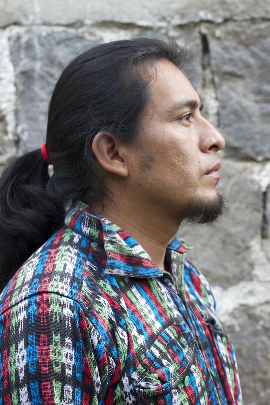 MANUEL CHAVAJAY MORALEZ MAYA TZU'TUJIL SAN PEDRO LA LAGUNA, SOLOLA, GUATEMALA