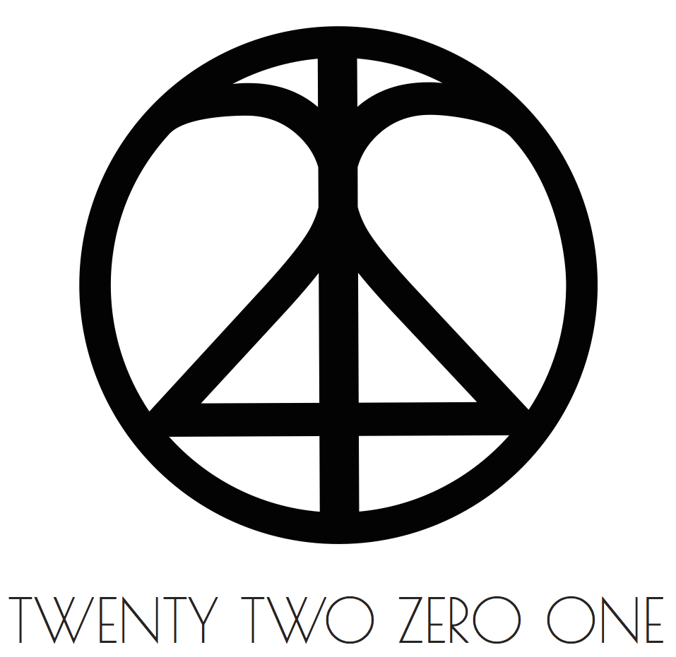 TWENTY TWO ZERO ONE