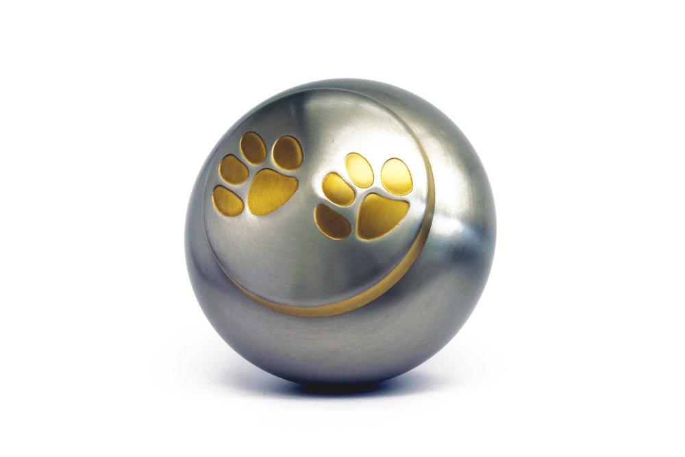 Urna de acero inoxidable - Animal Rest