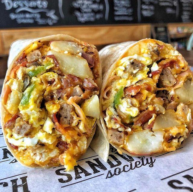 #TBT - This Burrito Throwback. 📷: @davidthefoodie • • • #foodbeast #foodie #dinela #tryitordiet #cheese #breakfast #dailyfoodfeed #devourpower #tastingtable #sandwiches #breakfastburrito #foodporn #delicious #lunch #f52grams #eatmunchies #brunch #nomnom #foodblogger #EEEEEATS #buzzfeedfood #grubzone #zagat #foodiefeature #foooodieee #feastagram #yelp #yelpoc #feastonthese