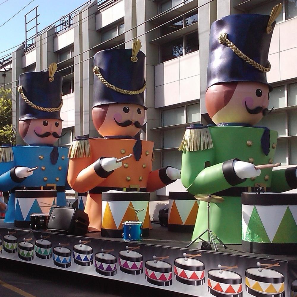 Moomba Parade 2014