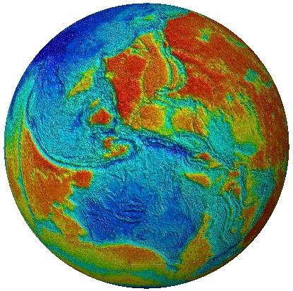 Global Bouguer Gravity v2.0