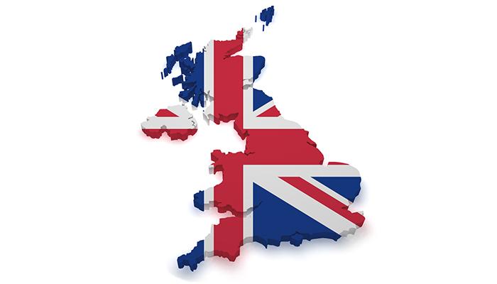 UK Seismic Line