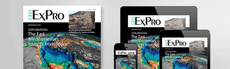 GEO ExPro Magazine is available in print and on mobile.